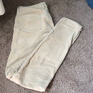 Gap tan slacks